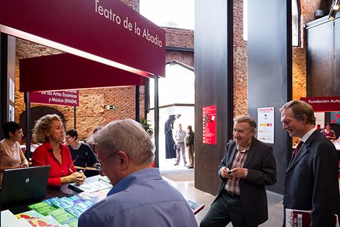 El Salón en Matadero, Madrid
