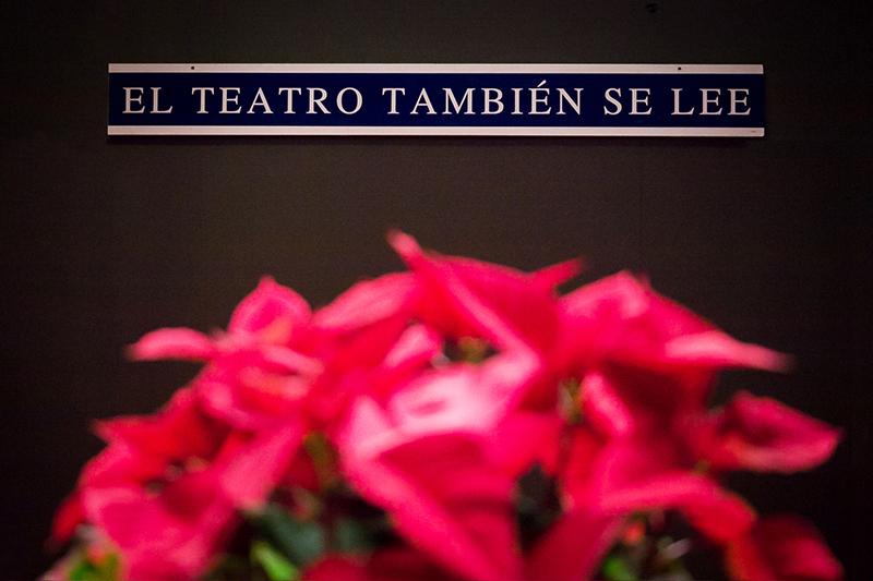 Detalle del XIV Salón Internacional del Libro Teatral. (17 al 20-X-2013).