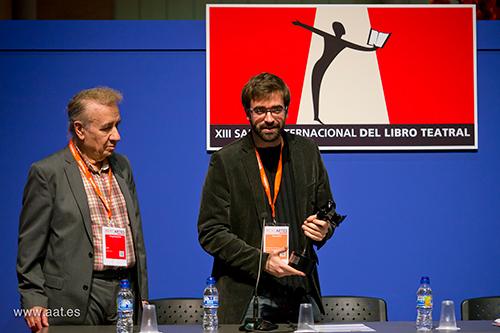 XIII Salón Internacional del Libro Teatral
